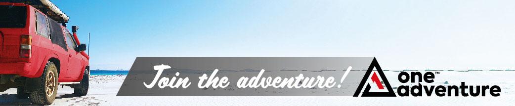 OneAdventure desktop banner