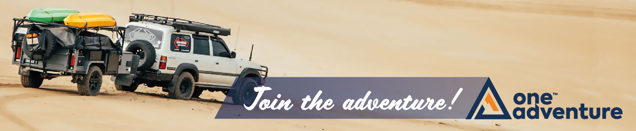 OneAdventure mobile banner